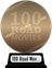 BFI's 100 Road Movies (bronze) awarded at  2 February 2019
