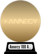 Annecy Festival's 100 Films for a Century of Animation (gold) awarded at 22 June 2015