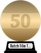 Dutch Film Festival's Dutch Film Top 50 (gold) awarded at 15 February 2021