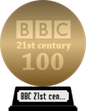 BBC's The 21st Century's 100 Greatest Films (gold) awarded at  1 June 2017