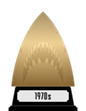 IMDb's 1970s Top 50 (gold) awarded at  1 February 2014
