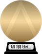 AFI's 100 Years...100 Thrills (gold) awarded at  4 January 2019