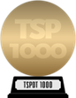 TSPDT's 1,000 Greatest Films (gold) awarded at 22 June 2017