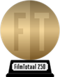 FilmTotaal Forum's Top 100 (gold) awarded at 20 February 2017