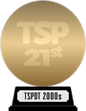 TSPDT's 21st Century's Most Acclaimed Films (gold) awarded at 25 May 2020