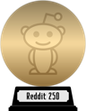 Reddit Top 250 (gold) awarded at 20 September 2020