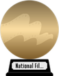 Library of Congress's National Film Registry (gold) awarded at  8 April 2013