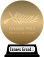Cannes Film Festival - Grand Prix (gold) awarded at 23 September 2020