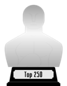 IMDb's Top 250 (platinum) awarded at 29 December 2020