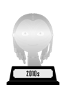 IMDb's 2010s Top 50 (platinum) awarded at  9 March 2020