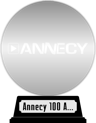 Annecy Festival's 100 Films for a Century of Animation (platinum) awarded at  7 August 2020