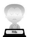 IMDb's 1910s Top 50 (platinum) awarded at 16 August 2019
