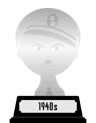 IMDb's 1940s Top 50 (platinum) awarded at 23 December 2016
