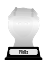 IMDb's 1960s Top 50 (platinum) awarded at 26 June 2017