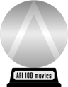 AFI's 100 Years...100 Movies (platinum) awarded at 11 June 2010