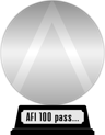 AFI's 100 Years...100 Passions (platinum) awarded at 19 April 2018