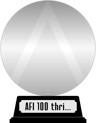 AFI's 100 Years...100 Thrills (platinum) awarded at 19 September 2011