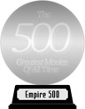Empire's The 500 Greatest Movies of All Time (platinum) awarded at 17 January 2021