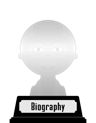 IMDb's Biography Top 50 (platinum) awarded at  9 March 2020
