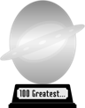 Total Sci-Fi's The 100 Greatest Sci-Fi Movies (platinum) awarded at 23 October 2017