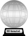 OFCS's Top 100 Animated Features of All Time (platinum) awarded at  6 March 2017