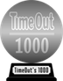 Time Out's 1000 Films to Change Your Life (silver) awarded at  8 August 2016