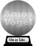 Amos Vogel's Film as a Subversive Art (silver) awarded at 18 February 2019