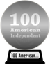 BFI's 100 American Independent Films (silver) awarded at 31 January 2019