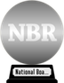 National Board of Review Award - Best Film (silver) awarded at 15 January 2018