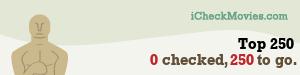 cherubino's iCheckMovies.com Top 250 widget