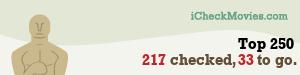 Nostra's iCheckMovies.com Top 250 widget