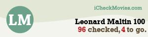 TCManiacs's iCheckMovies.com Leonard Maltin 100 widget
