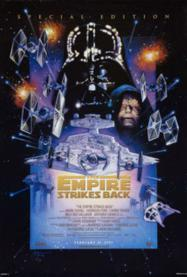 Star Wars: Episode V - The Empire Strikes Back's cover