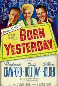 Born Yesterday's cover