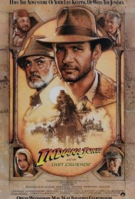 Indiana Jones and the Last Crusade's cover