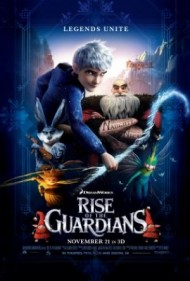 Rise of the Guardians's cover