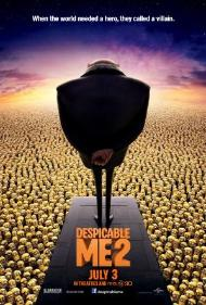 Despicable Me 2's cover