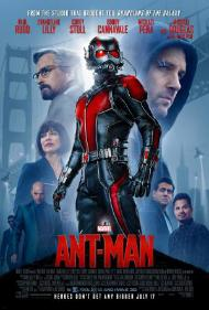 Ant-Man's cover