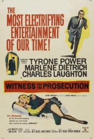 Witness for the Prosecution's cover