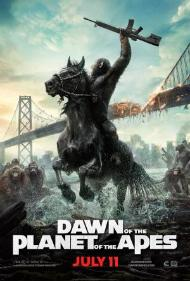 Dawn of the Planet of the Apes's cover