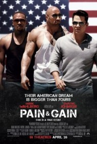 Pain & Gain's cover