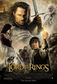 The Lord of the Rings: The Return of the King's cover
