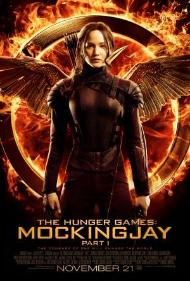 The Hunger Games: Mockingjay - Part 1's cover
