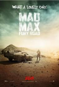 Mad Max: Fury Road's cover