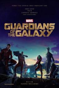 Guardians of the Galaxy's cover