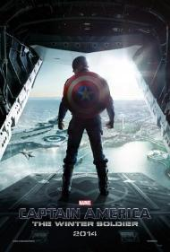 Captain America: The Winter Soldier's cover