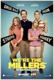 We're the Millers's cover