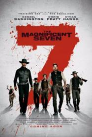 The Magnificent Seven's cover