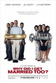 Why Did I Get Married Too?'s cover