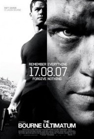 The Bourne Ultimatum's cover